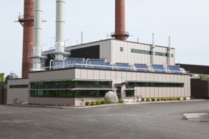 Cornell Combined Heat and Power