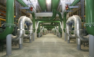 Qatar Cool Integrated District Cooling Plant (IDCP)